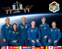 International Space Station Expedition 21 Official Crew Portrait